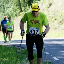 34. jooks ümber Pühajärve - Matti Pihel (337)