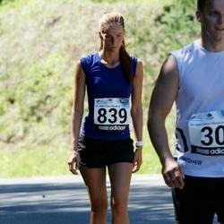 34. jooks ümber Pühajärve - Merili Pikk (839)