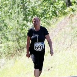 34. jooks ümber Pühajärve - Sandra Suviste (691)