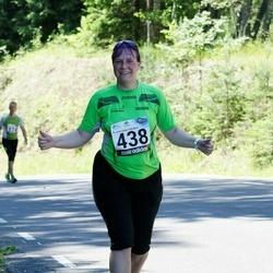 34. jooks ümber Pühajärve - Kaari Helstein (438)
