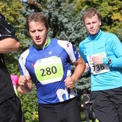 SEB Tallinn Marathon - Aimar Liiver (280), Avo Muromägi (736)