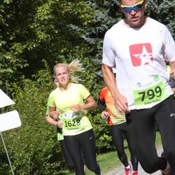 SEB Tallinna Maraton - Indro Dsilna (799), Aet Ristmägi (1628)