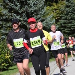 SEB Tallinna Maraton - Aadu Sedman (70), Meelika Laasma (1869)