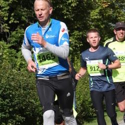 SEB Tallinna Maraton - Arttu Okkonen (912), Raimond Saks (1465)