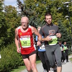SEB Tallinna Maraton - Anatoly Efimov (30), Ants Vessmann (1095)