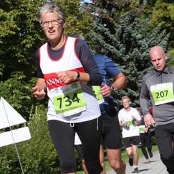 SEB Tallinna Maraton - Jukka Pyykönen (207), Britta Struer (734)