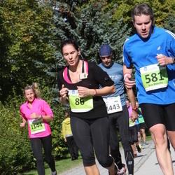 SEB Tallinna Maraton - Annika Alas (86), Jens Presche (581), Kelly Loopere (1144)