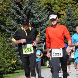 SEB Tallinna Maraton - Anatoli Shuvalov (532), Anti Liivat (1035)