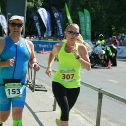 Tartu Mill Triathlon - Andrus Rootalu (153), Jooks.ee Rainer Kuhi Oliver Sõgel Renna Järvalt (307)