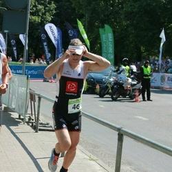 Tartu Mill Triathlon - Peeter Unt (46), Riho Sarv (192)