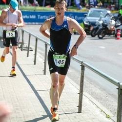 Tartu Mill Triathlon - Aivar Koppas (15), Krister Haav (145)