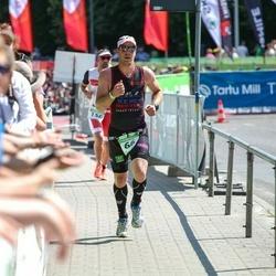 Tartu Mill Triathlon - Ander Raud (66), Peteris Spredzis (156)
