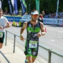 Tartu Mill Triathlon - Janno Metsapool (56), Martin Kiho (78)