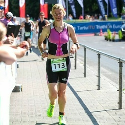 Tartu Mill Triathlon - Anneli Tühis (113)