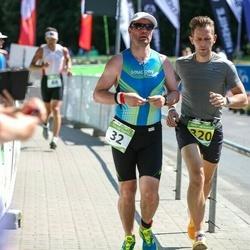 Tartu Mill Triathlon - Tarmo Torim (32), Uyri Galyaev (88), Spordisõbrad Indrek Rohtla Toomas Hunt Maren Anvelt (320)