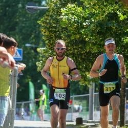 Tartu Mill Triathlon - Alar Siemann (103), A_S_I Ivar Kukk Sander Astor Ander Metsmaa (313)