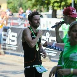Tartu Mill Triathlon - Andrejs Dmitrijevs (1)
