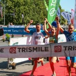 Tartu Mill Triathlon - Trikamaraan Henri Kaarma Kaupo Raag Laura Maasik (322)