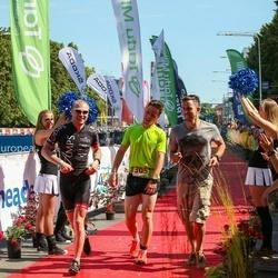 Tartu Mill Triathlon - Lööktrell Mart Ott Tanel Veski Heikki Zeigo (305)