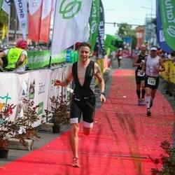 Tartu Mill Triathlon - Raimonds Garenciks (18), Jaanus Kaur (142)