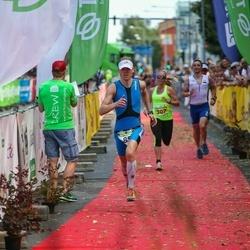 Tartu Mill Triathlon - Emil Laugal (85), Jooks.ee Rainer Kuhi Oliver Sõgel Renna Järvalt (307)