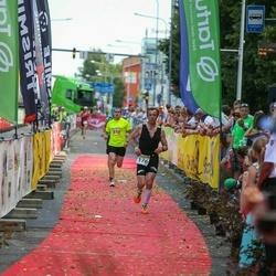 Tartu Mill Triathlon - Priit Mõtsmees (176), Kauno Grudai I Egle Vadopaliene Mindaugas Zlatkus Nerijus Cigan (310)