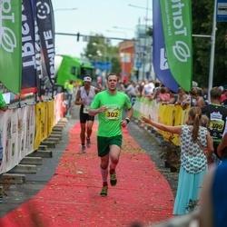 Tartu Mill Triathlon - Team Kpo Kaspar Illak Peeter Illak Oskar Illak (302)