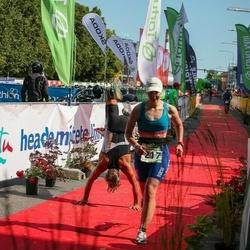 Tartu Mill Triathlon - Eugen Õis (206), Eeva Avik (217)
