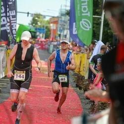 Tartu Mill Triathlon - Roland Tarum (41), Juri Karjagin (144)