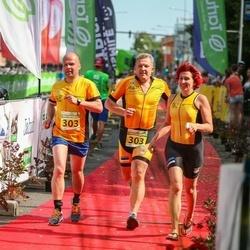 Tartu Mill Triathlon - Türitri Pipi-Liis Siemann Aivo Selge Toomas Müürsepp (303)
