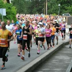Südasuve Maraton - Robert Kallikorm (536), Aet Kull (542), Terje Tilk (577)
