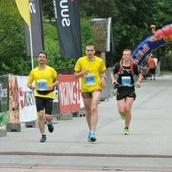 Südasuve Maraton - Rauno Parts (128), Arles Taal (135)