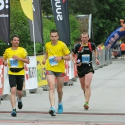 Südasuve Maraton - Rauno Parts (128), Arles Taal (135), Kaupo Tiislär (136)