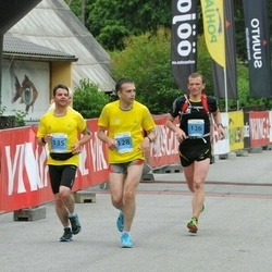 Südasuve Maraton - Arles Taal (135), Kaupo Tiislär (136)