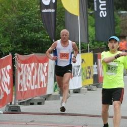 Südasuve Maraton - Ago Veilberg (507), Lauri Enn (837)