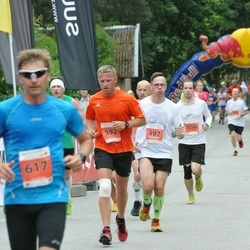 Südasuve Maraton - Olev Vahemaa (497), Ando Hermsalu (592)