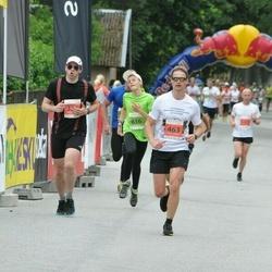 Südasuve Maraton - Marko Laigna (336), Armin Soosalu (463), Albert Annimäe (816)