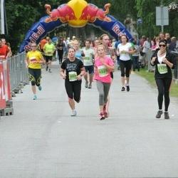 Südasuve Maraton - Ingrid Ait (807), Anna Maria Raspel (1128)