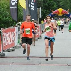 Südasuve Maraton - Kevin Pitman (1111), Anna Maria Võsu (1268)