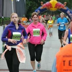 Südasuve Maraton - Laili Roos (1143), Britt-Marena Tiikmaa (1209)