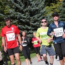 SEB Tallinna Maraton - Bruno Kaae (641), Kristiina Vauhkonen (1072), Maksim Kolodijev (1616)