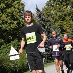 SEB Tallinna Maraton - Christer Loob (494), Artjom Filippov (1023)