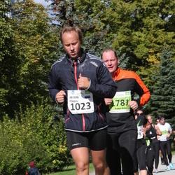 SEB Tallinna Maraton - Artjom Filippov (1023), Kaupo Kohv (1781)