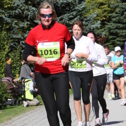 SEB Tallinna Maraton - Annika Liiv (479), Kai Kalvik (1016)