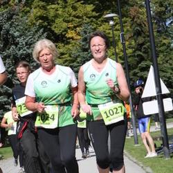 SEB Tallinna Maraton - Doris Janik (1024), Anneliese Kutter (1027)
