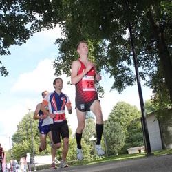 SEB Tallinna Maraton - Timmo Tammemäe (38), Arnis Ozolins (79)