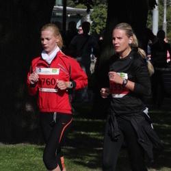 SEB Tallinna Maraton - Agnes Pihelpuu (1332), Katrin Simmo (2760)