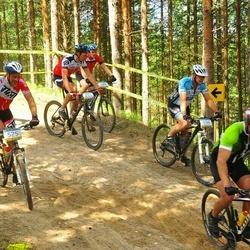 Lähte Premium7 Rattamaraton - Andrus Vonk (525), Ando Noormets (671)