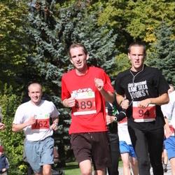 SEB Tallinna Maraton - Aron Kuusik (94), Rene Mustasaar (489)