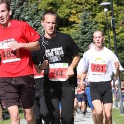 SEB Tallinna Maraton - Aron Kuusik (94), Kaur Paldre (761)